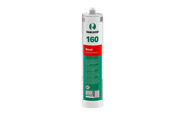 Ramsauer 160 Acryl – weiß