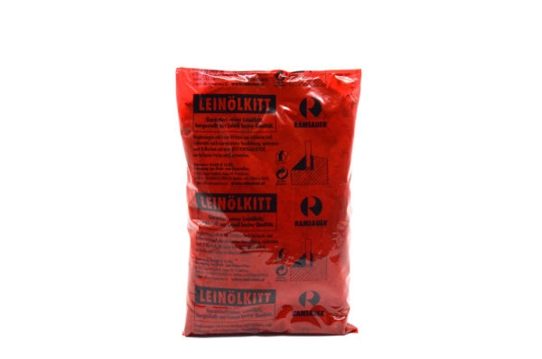 Leinölkitt – 1kg